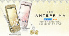 DOCOMO FUJITSU F-09D ANTEPRIMA ANDROID 4.0 HD UNLOCKED SMARTPHONE PINK F-03D NEW