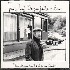 FRANZ JOSEF DEGENHARDT - LIVE AUS DIESEM LAND SIND MEINE LIEDER NEW CD