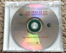 The Blind Boys Of Alabama selections from GoTell It On The Mountain promo CD 8tr