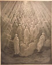 SO DREW FULL MORE THAN THOUSAND SPLENDOURS TOWARDS US BY GUSTAVE DORE ANGELS