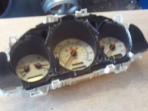 MERCEDES R170 SLK 320 V6 INSTRUMENT DASH CLOCKS  CLUSTER 1705405911