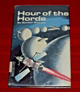 Hour of the Horde Gordon Dickson 1970 1st Ed. Hardcover w/ DJ ~ Putnam Books
