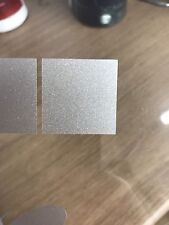 glass safety stickers Square 30mm