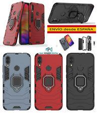 Funda para Xiaomi Redmi 7 Con Soporte Magnético Anillo Carcasa Antigolpes