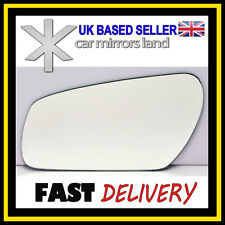 Left Passenger Wing Car Mirror Glass Replacement CONVEX Ford Focus MK2 2004-2007