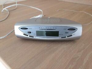 TCM Tchibo Küchen Bad Radio mit Wecker Radiowecker