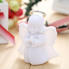 Exquisite Beautiful Angel Shape Jewelry Rings Display Box Gift Container Case