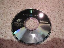 HONDA SATELLITE SAT NAV NAVIGATION DVD ROM DISC VERSION 2.06 CRV FREE POST 2006