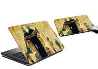 Egyptian Laptop Skin And Mouse Pad Tattoo Sticker Decal Protection Cover
