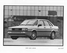1987 Audi 4000S Press Photo 0016
