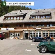 4 Tage Urlaub im Hotel Kräuter Chalet in Furtwangen im Schwarzwald mit Frühstück