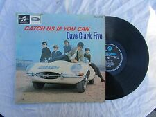 DAVE CLARK FIVE LP CATCH US IF YOU CAN Columbia 33sx 1756 matrix 1-1