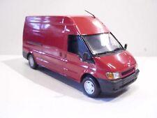 Dealer Models FOR20038 - Ford Transit MK6 Van 2000 Red 1/43 Scale  T48