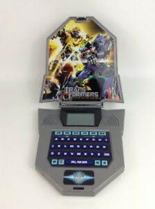 Transformers Autobot Learning Electronic Game Laptop Toy Dreamworks Hasbro