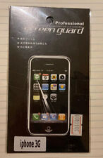 LCD Protector Clear Film ScreenGuard Cover for IPhone 3G Screen Protector
