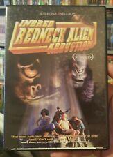 INBRED REDNECK ALIEN ABDUCTION 2004 DVD SUB ROSA STUDIOS SRS OOP HTF RARE CULT