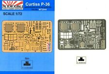Marabu Models 1/72 CURTISS P-36 HAWK Photo Etch Detail Set
