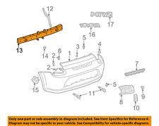 TOYOTA OEM 00-05 MR2 Spyder Rear Bumper-Reinforcement 5202317080