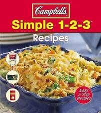 Campbell's Simple 1-2-3 Recipes by Publications International