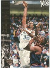 Jamal Mashburn Rookie RC 1993/94 NBA Upper Deck SE  Basketball Card #167