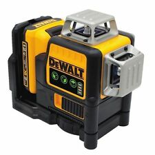 DEWALT DW089LG Green Beam Laser Line Level