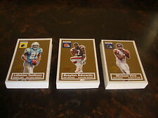 2005 Topps Football---Turn Back The Clock---Lot Of 85+ --Multi-Lots---See List