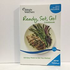 Weight Watchers Ready Set Go Cookbook 125 Meals 2010 Paperback Free Ship