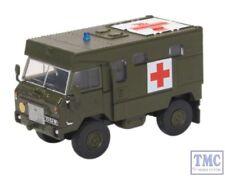 76LRFCA002 Oxford Diecast OO Gauge Land Rover FC Ambulance Nato Green