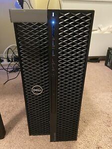 Dell Precision 5820 Xeon W-2140B 16GB 512GB SSD Quadro