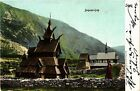 CPA NORWAY Sogn. Borgunds Kirke (340510)