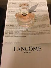 Lancome La Vie Est Belle Eau De Parfum 4ml New 100% Genuine