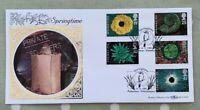 Benham First Day Stamp Cover LTD Edition - Springtime Celebration