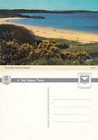 1970's GAIRLOCH SANDS ROSS & CROMARTY SCOTLAND UNUSED COLOUR POSTCARD