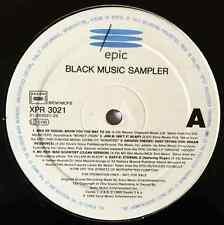 """V/A - Epic Black Music Sampler EP (12"""") (Promo) (VG-/VG+)"""
