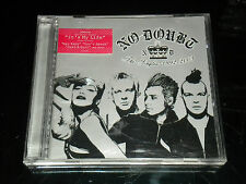 NO DOUBT - SINGLES 1992-2003 - CD ÁLBUM - 15 GENIAL CANCIONES