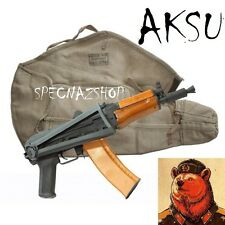 Drop Case AKS AKSU АКС74У Russian Soviet Army Surplus Genuine Storage Holster