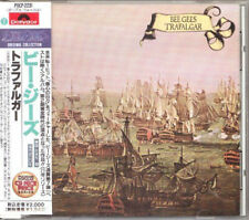 Bee Gees - Trafalgar (1971) CD 1992 Polydor reissue sealed NEW POCP-2231 JAPAN
