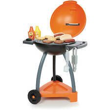 Little Tikes Sizzle and Serve Grill for Outdoor Picnic Camping BBQ Cooking