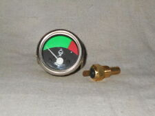Massey Ferguson Electrical Temperature Gauge & Sender - 1825118M91, 1877731M92