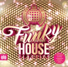 Various - Funky House Classics - Ministry Of Sound NEW 4xCD