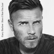Gary Barlow - Since I Saw You Last (NEW CD)