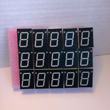 Vintage Single Digit LED Displays BS-C815RD 0.8
