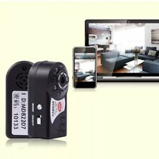 Mini Telecamera WiFi Q7 HD Motion Detect Slot Micro SD Spionaggio Micro Camera