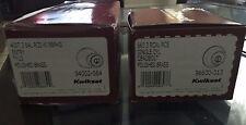 Kwikset Deadbolt and  Knob Entry Set 400T 3 6AL RCS SMT/660 3 MK RCAL RCS New
