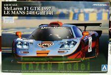 Aoshima 07471 1/24 McLaren F1-GTR Long Tail 19987 LE Mans 24H #41 Fujimi Tamiya