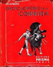 LAFRONT A. (Paco Tolosa) - Encyclopédie de la corrida