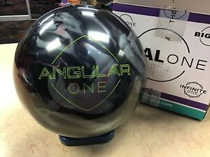 14lb Ebonite ANGULAR ONE 1st Quality RARE Bowling Ball NIB
