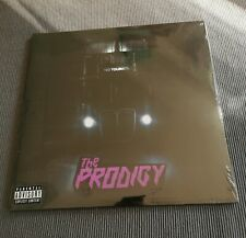 THE PRODIGY – No Tourists 2X CLEAR VINYL LP (new and sealed) RARE
