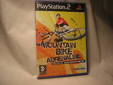 Playstation 2 Mountain Bike Adrenaline Salomon PS2