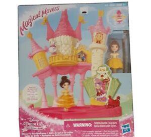 Belle Disney Princess Little Kingdom Magical Movers Toy Dance Twirl Ballroom